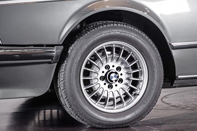 1984 BMW 635 CSI 7