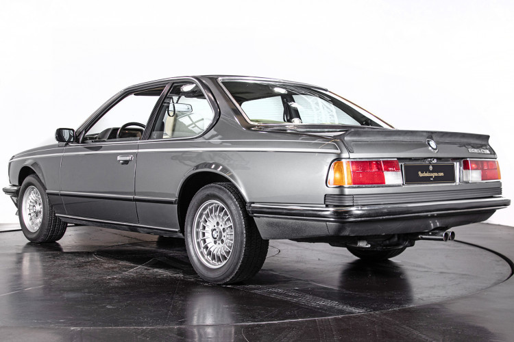 1984 BMW 635 CSI 5