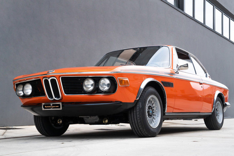 1971 BMW 3.0 CSL 54