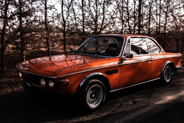 1971 BMW 3.0 CSL 39