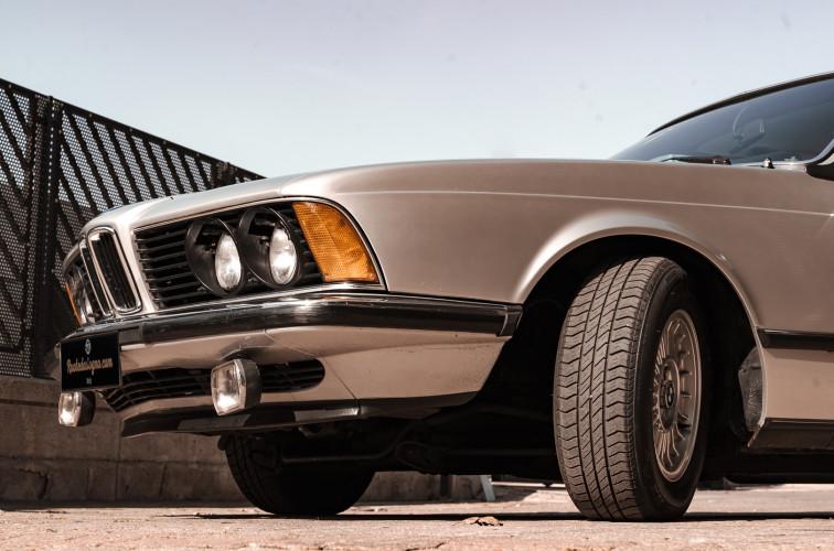1978 BMW 633 CSi 12