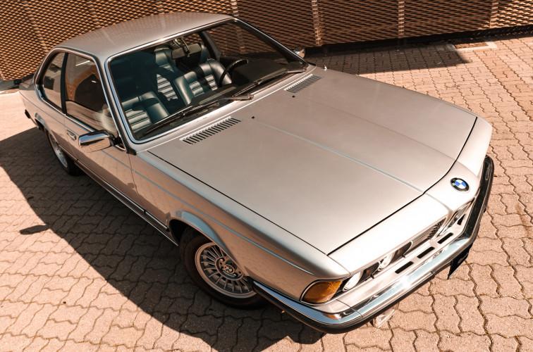 1978 BMW 633 CSi 4