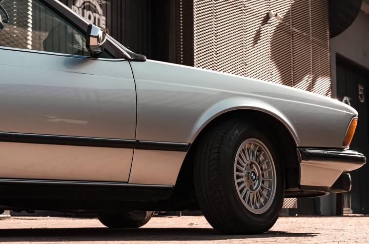 1978 BMW 633 CSi 9
