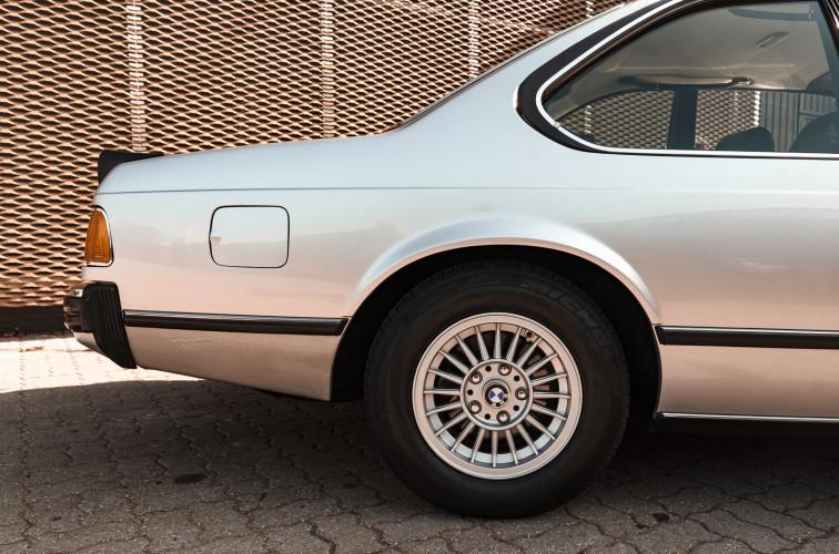 1978 BMW 633 CSi 11