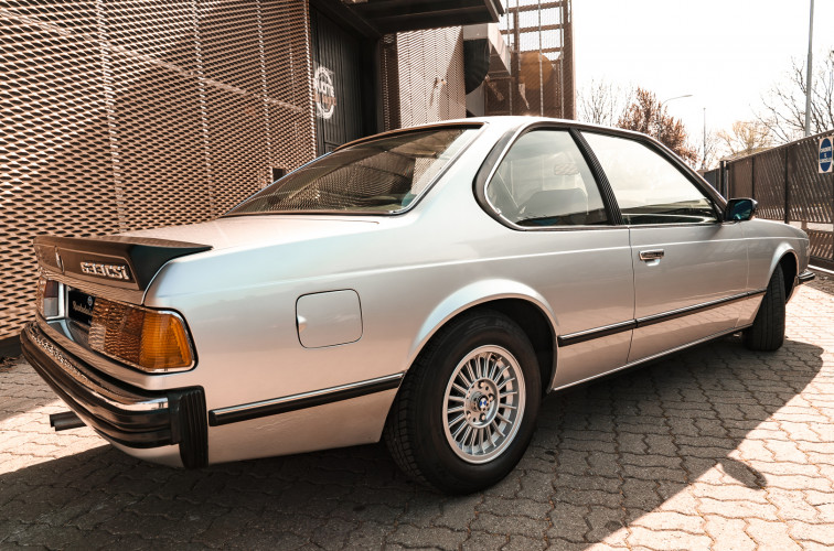 1978 BMW 633 CSi 5