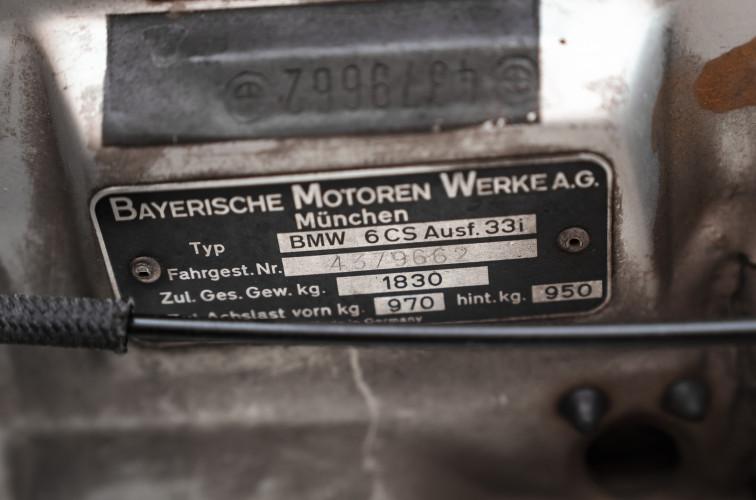 1978 BMW 633 CSi 41