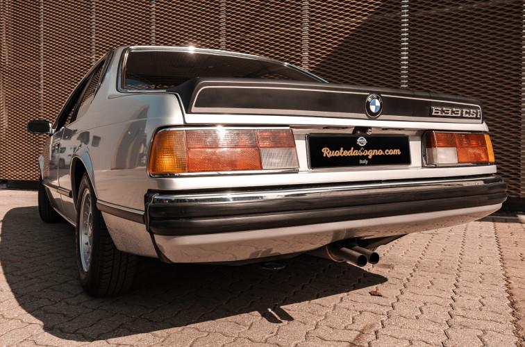 1978 BMW 633 CSi 7