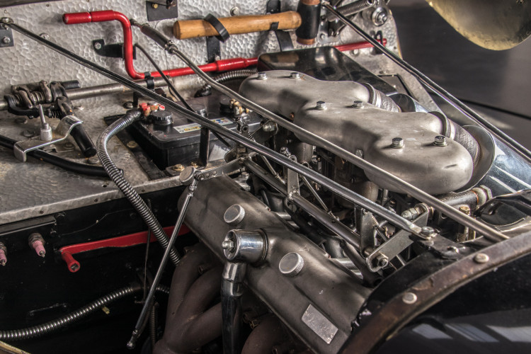 1938 BMW 327/28 38