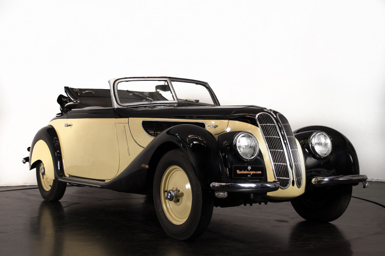 1938 BMW 327/28 20