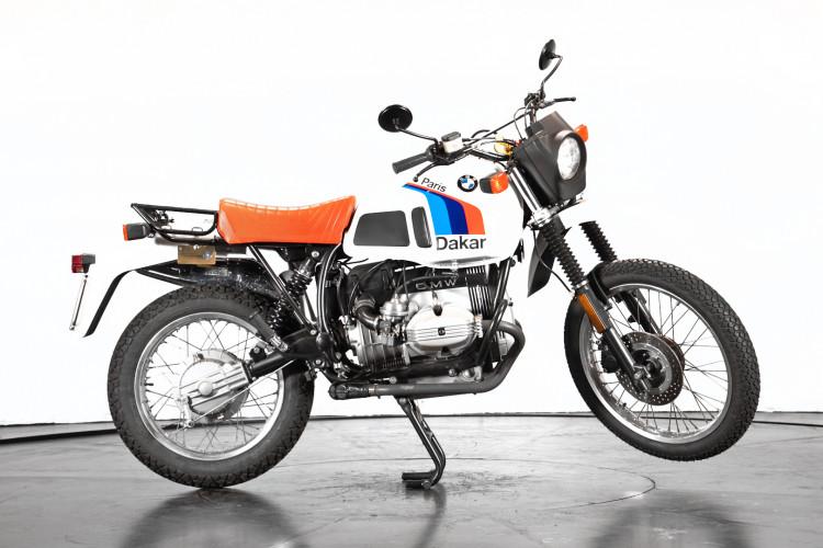 1986 BMW R 80 Parigi Dakar 2