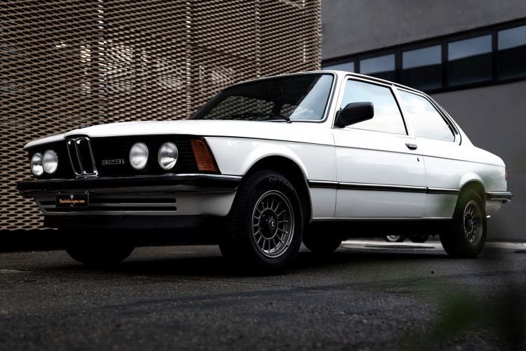 1981 BMW 323 i 0