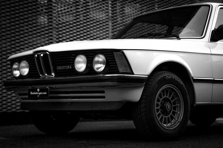 1981 BMW 323 i 3