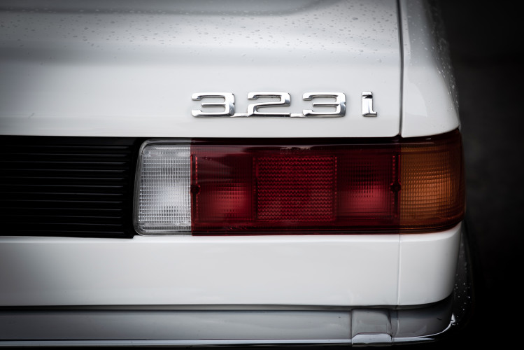 1981 BMW 323 i 4