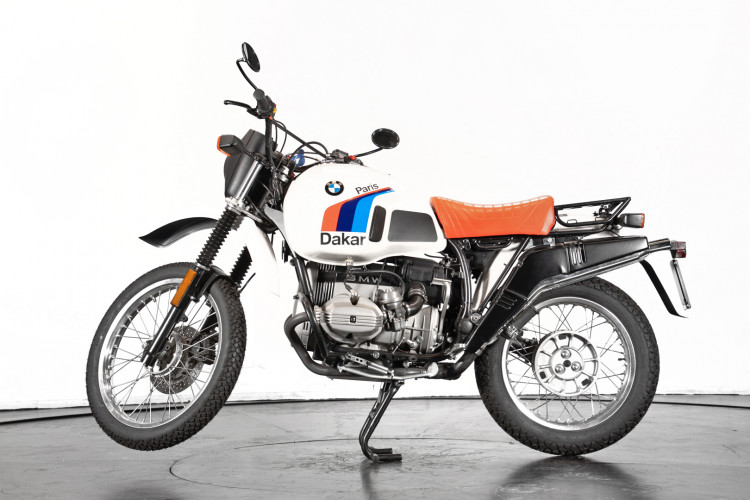1986 BMW R 80 Parigi Dakar 0