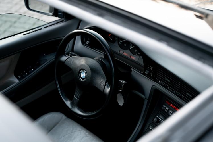 1992 BMW 850 i 27