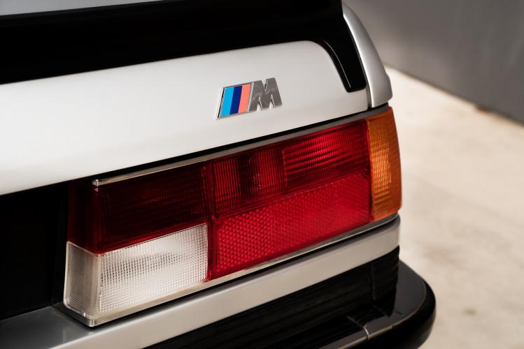 1985 BMW 635 CSI - M 10