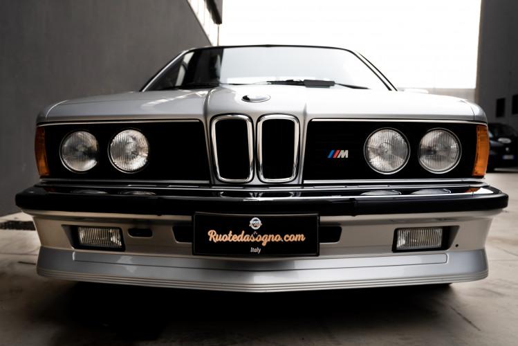 1985 BMW 635 CSI - M 3