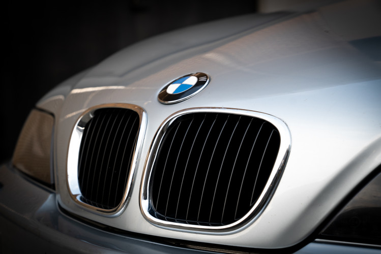 1998 BMW Z3 M Coupè 21