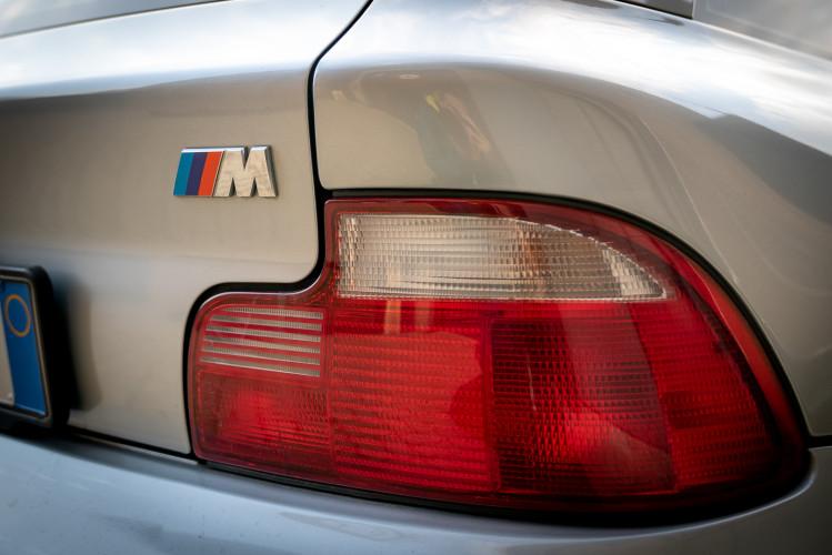 1998 BMW Z3 M Coupè 7