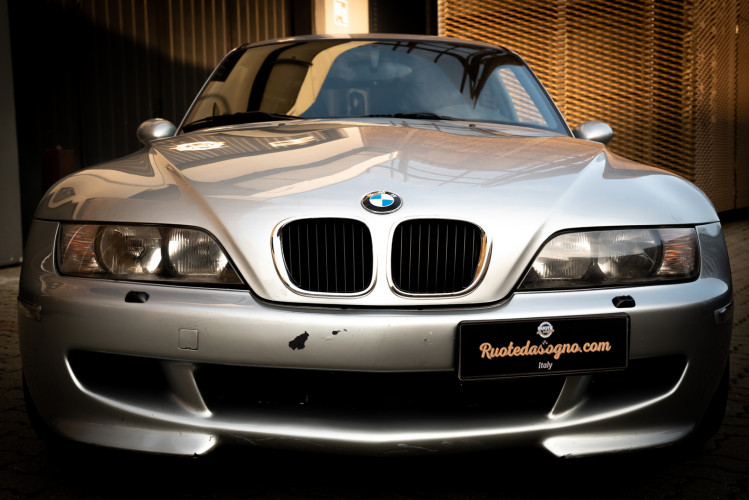1998 BMW Z3 M Coupè 2