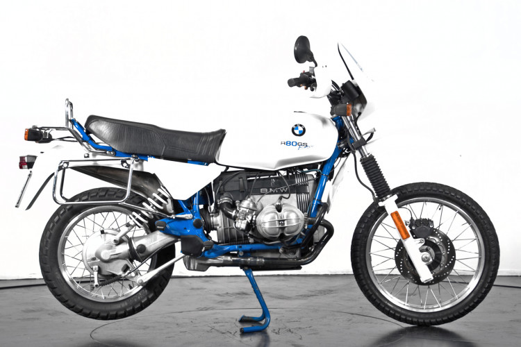 1998 BMW R80 GS Basic 3