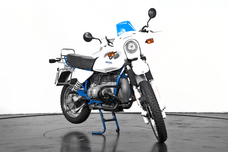 1998 BMW R80 GS Basic 2