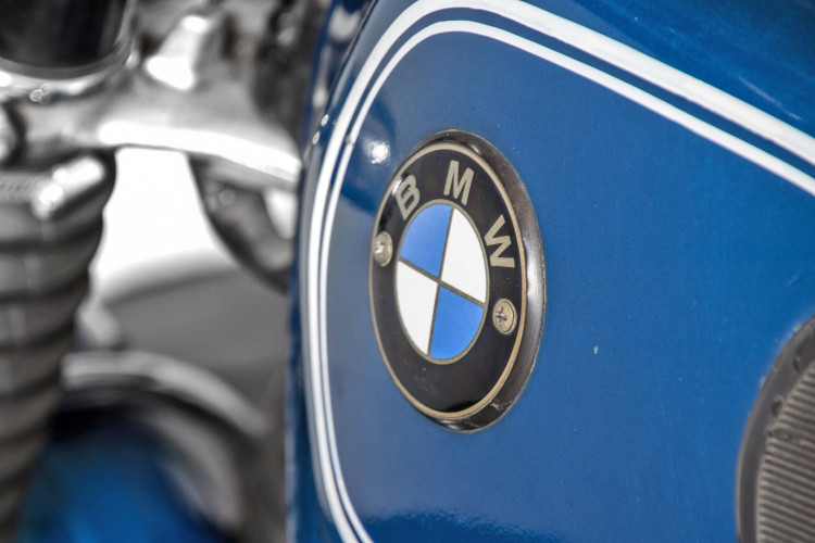 1974 BMW R 50/5 9