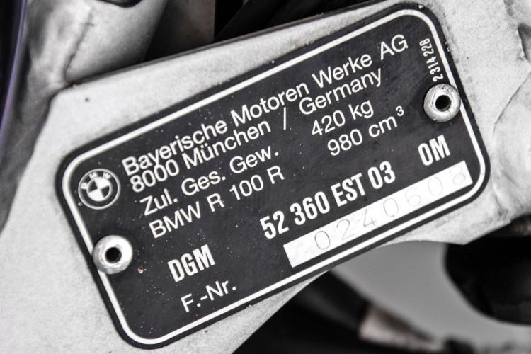 1993 BMW R100 16