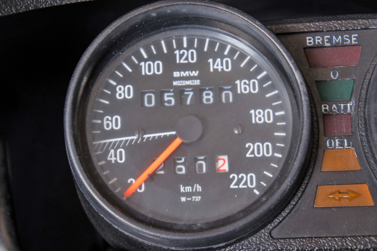 1977 BMW R75 / 7 9
