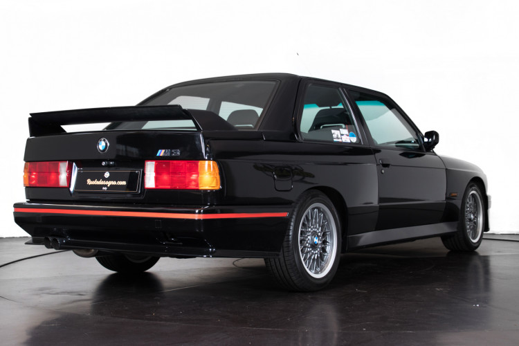 1990 BMW M3 e30  Sport Evolution - 2.5 5