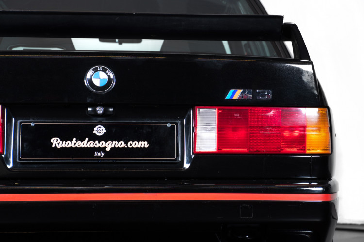 1990 BMW M3 e30  Sport Evolution - 2.5 9