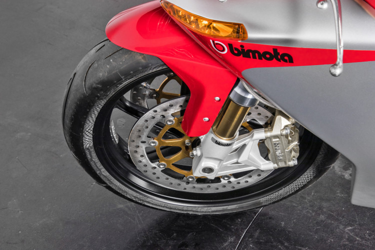 2011 Bimota DB5 10