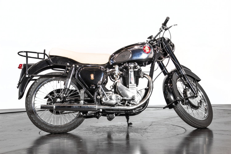 1958 BSA 500 5