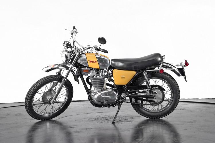 1972 BSA 500 0