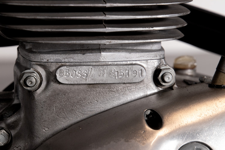 1972 BSA B 50 SS 500 19
