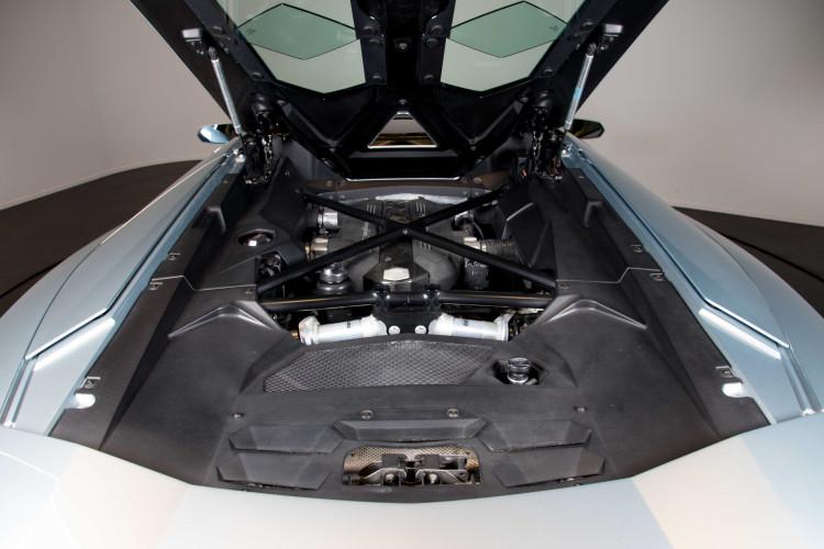 2014 Lamborghini Aventador Roadster  16