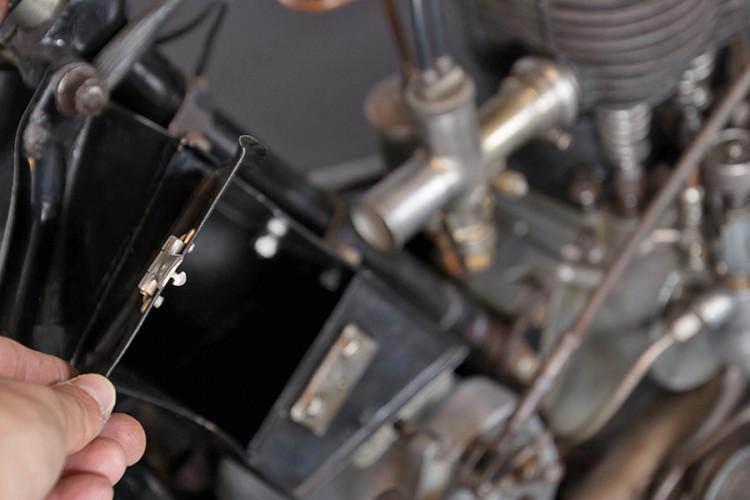 1934 BSA 350 25