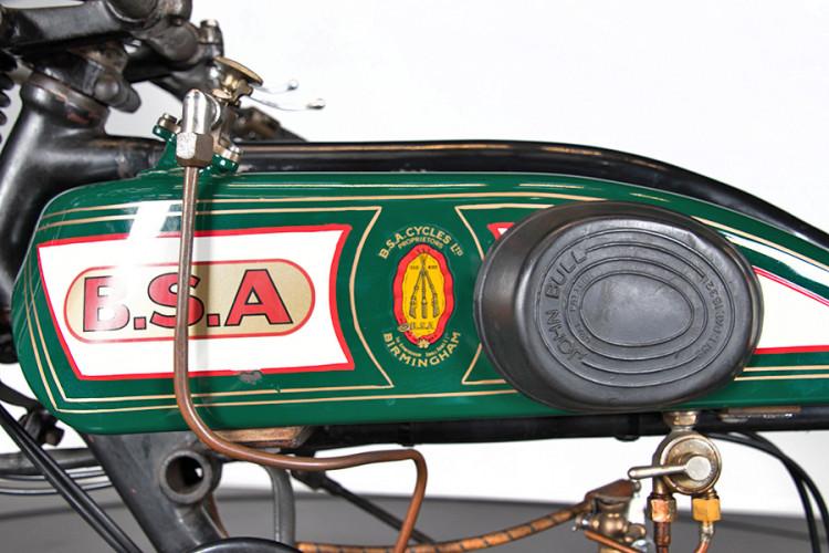 1934 BSA 350 14