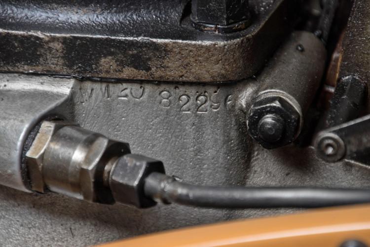 1947 BSA 500 WM 20 22