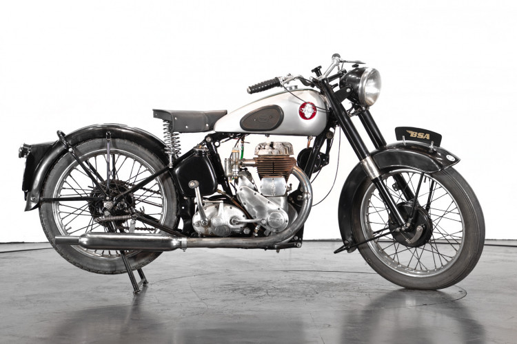 1939 BSA 500 4