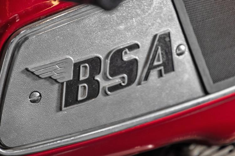1969 BSA Rocket 3 12