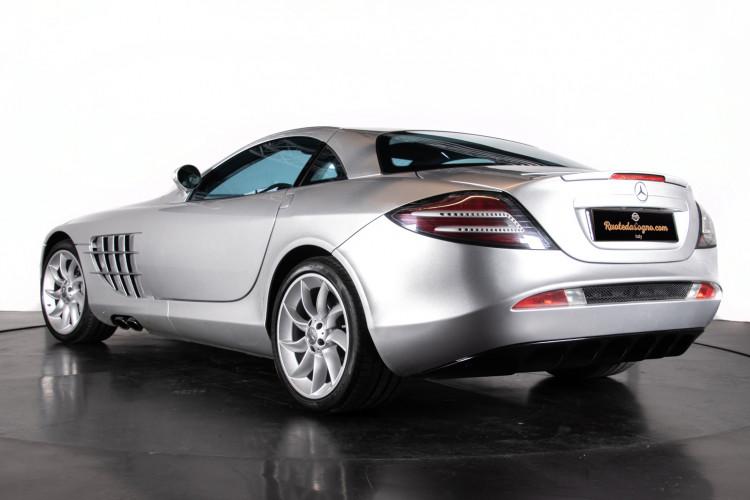 2004 Mercedes-Benz SLR McLaren 3