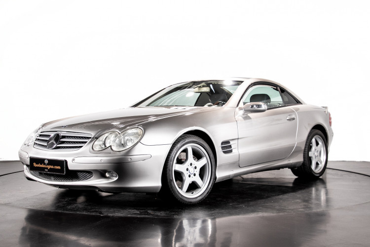 2004 Mercedes-Benz SL500 1
