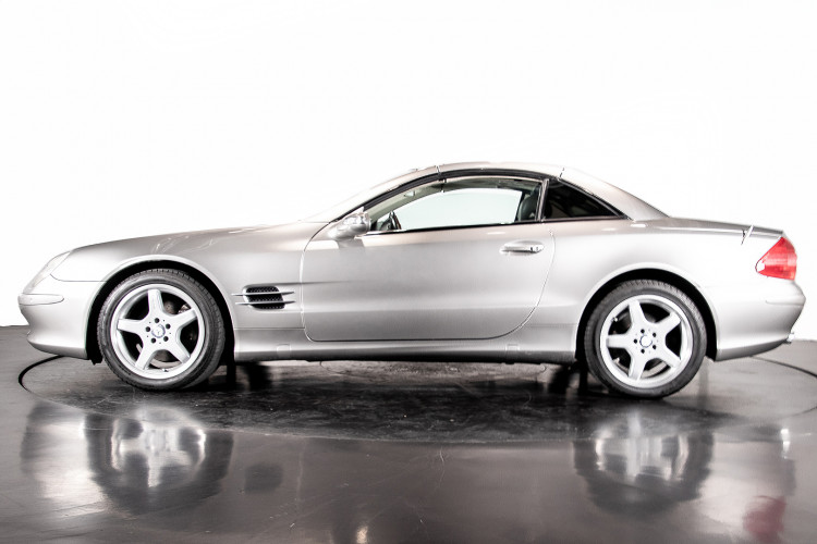 2004 Mercedes-Benz SL500 2