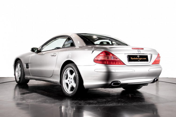 2004 Mercedes-Benz SL500 3