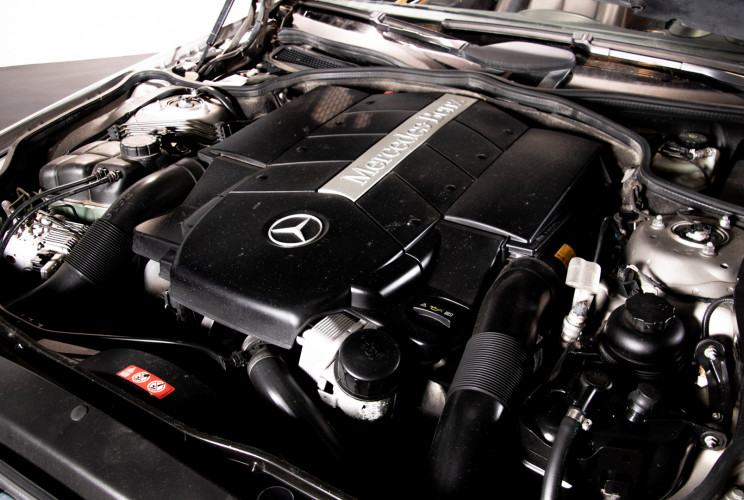 2004 Mercedes-Benz SL500 45
