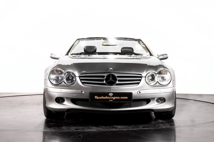 2004 Mercedes-Benz SL500 49