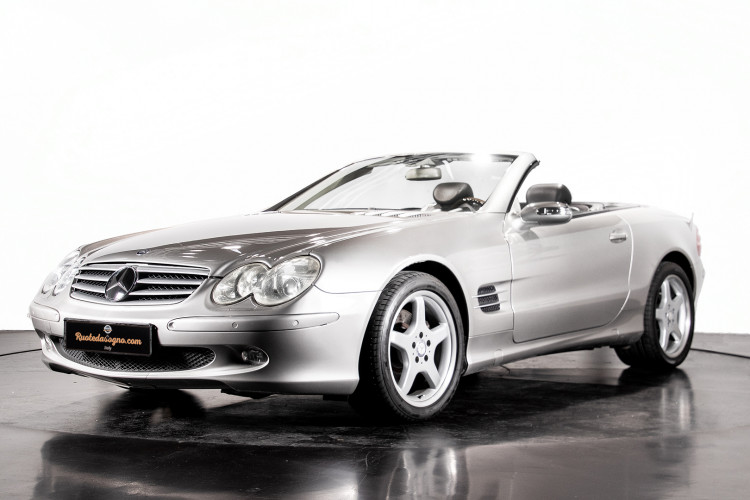 2004 Mercedes-Benz SL500 48