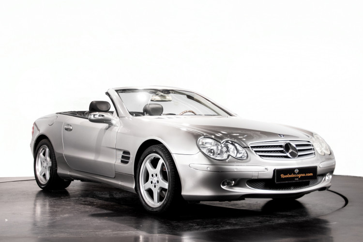 2004 Mercedes-Benz SL500 55