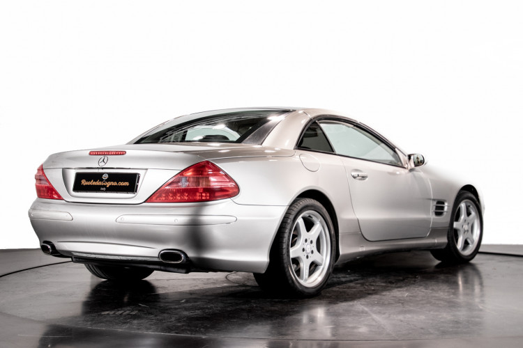 2004 Mercedes-Benz SL500 5